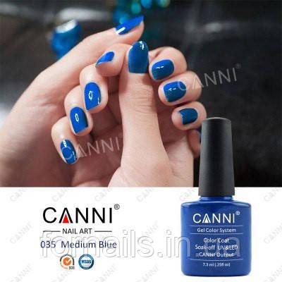 Гель-лак Canni 035