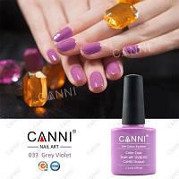 Гель-лак Canni 033, 7.3 мл
