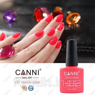 Гель-лак Canni 111, 7.3 мл