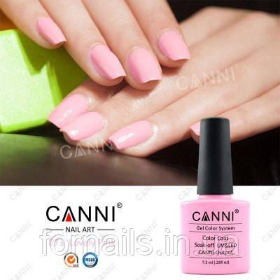Гель-лак Canni 073, 7.3 мл