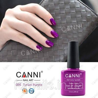 Гель-лак Canni 085, 7.3 мл