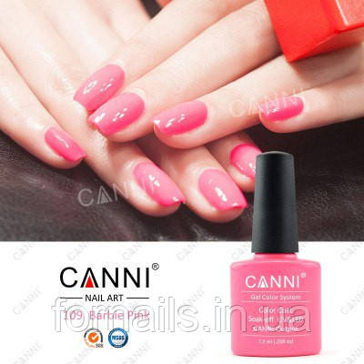 Гель-лак Canni 109, 7.3 мл