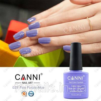 Гель-лак Canni 029, 7.3 мл