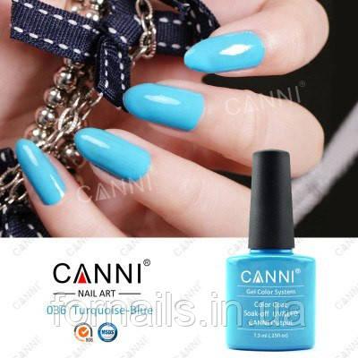 Гель-лак Canni 036, 7.3 мл