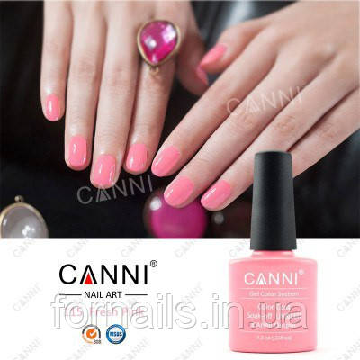 Гель-лак Canni 115, 7.3 мл