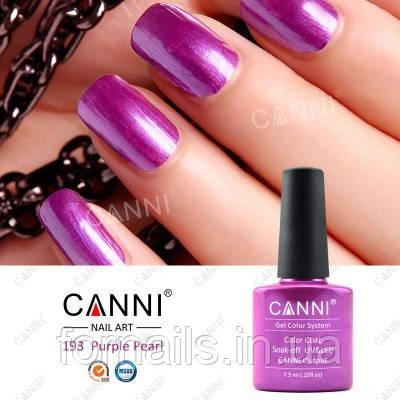Гель-лак Canni 193