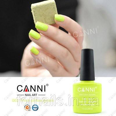 Гель-лак Canni 002, 7.3 мл