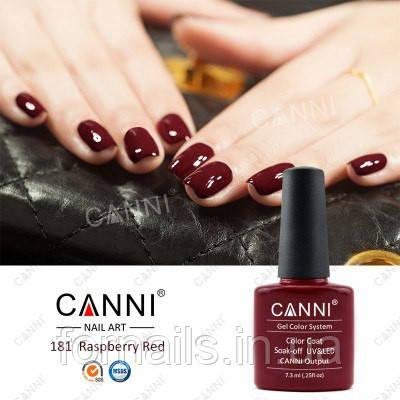 Гель-лак Canni 181, 7.3 мл