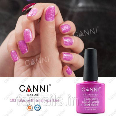 Гель-лак Canni 192