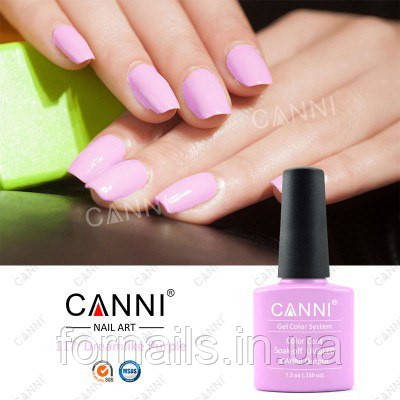 Гель-лак Canni 117, 7.3 мл