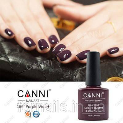Гель-лак Canni 166