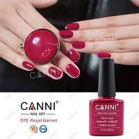 Гель-лак Canni 070, 7.3 мл