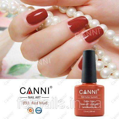 Гель-лак Canni 093, 7.3 мл