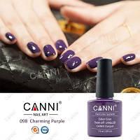 Гель-лак Canni 098, 7.3 мл
