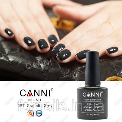 Гель-лак Canni 151, 7.3 мл