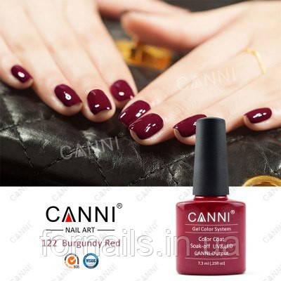 Гель-лак Canni 122