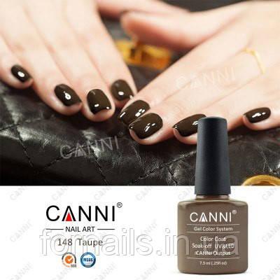 Гель-лак Canni 148, 7.3 мл