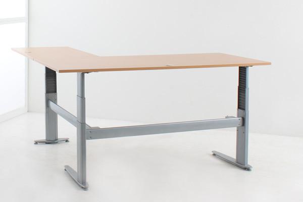 ConSet m27-3l Эргономичный стол для работы стоя и сидя регулируемый по высоте электроприводом