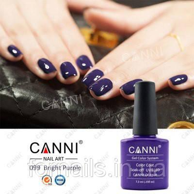 Гель-лак Canni 099, 7.3 мл