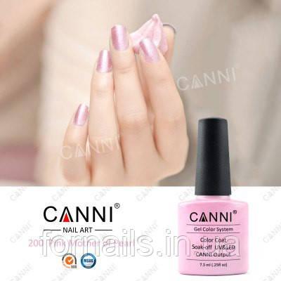 Гель-лак Canni 200, 7.3 мл