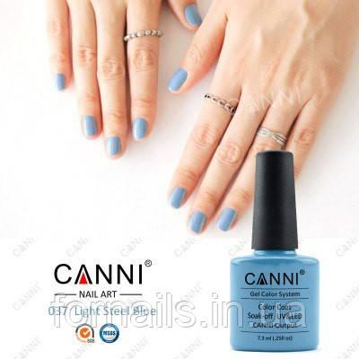 Гель-лак Canni 037, 7.3 мл