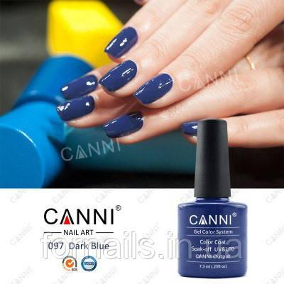Гель-лак Canni 097, 7.3 мл