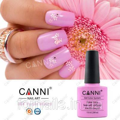 Гель-лак Canni 064, 7.3 мл