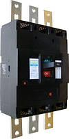 Автоматический выключатель силовой УкрЕМ ВА-2004. АСКО. Силовой автомат. Трехполюсный. Вводной автомат. 800А.