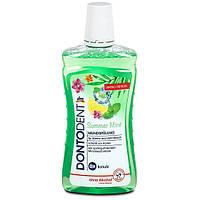 Средство для полоскания рта Dontodent Summer Mint 500 ml