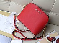 Cумка-crossbody.  Michael Kors (174) red