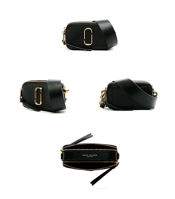 Marc Jacobs Snapshot Small Camera Crossbody Bag