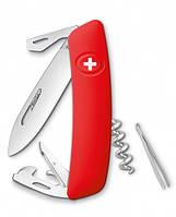 Нож многофункциональный Swiza D03 75мм 11 функций