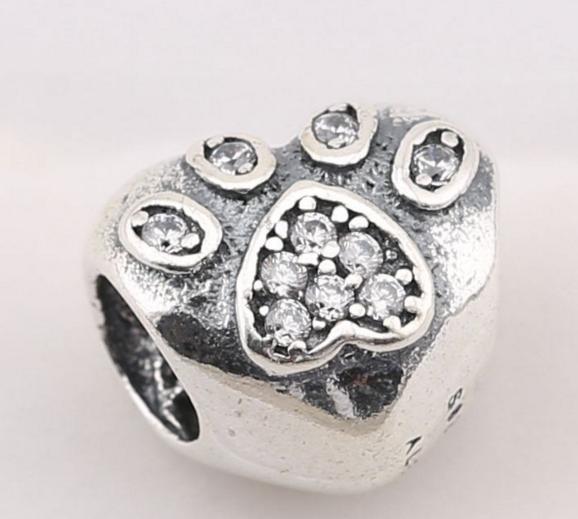 Шарм для браслета Пандора (Pandora) «Любимый питомец «