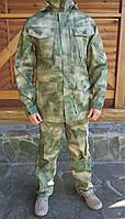 "Костюм куртка с брюками милитари ""Легион"" камуфляж А-TACS FG рип-стоп, фото 1"