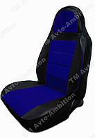 Чехлы на сидения, для Ваз 2108/09/99/13/14/15  из кожвинила Pilot Lux