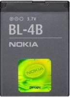 Аккумулятор для Nokia 2630, 2760, 5000, 6111, 7070, 7370, 7373, 7500, N76 оригинальный, батарея Nokia BL-4B