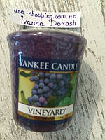 """Ароматическая свеча """"Виноградник"""" Yankee Candle"""