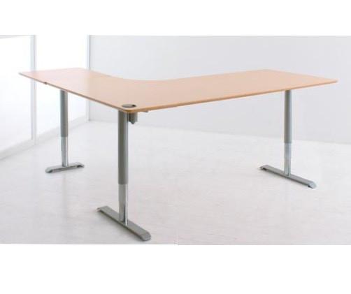 ConSet m49-3l Эргономичный стол для работы стоя и сидя регулируемый по высоте электроприводом