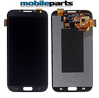 Дисплей (Модуль) + Сенсор (Тачскрин) для Samsung N7100   Note 2 ( С рамкой) (С рамкой) (Тайвань TFT Дисплей)