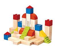 """Деревянная игрушка """"Конструктор блоки"""", PlanToys"""