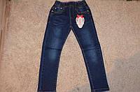 Джинсы для девочек Grace  оптом 98-128 см, фото 1