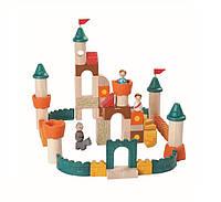 """Деревянная игрушка """"Фантастические кубики"""", PlanToys"""