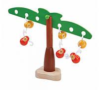 """Деревянная игрушка """"Балансирующие обезьяны"""", PlanToys"""