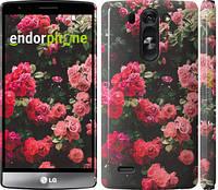 """Чехол на LG G3s D724 Куст с розами """"2729m-93"""""""