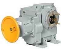 Механизмы исполнительные электрические однооборотные МЭОФ-630(820) с ограничителем момента