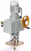 Электрический исполнительный  прямоходный механизм МЭМ-100