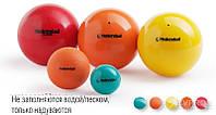 Мяч Medicineball LEDRAGOMMA , 3 кг, диам. 33 см, оранжевый, фото 1