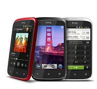 Бронированная защитная пленка для экрана HTC A320e Desire C