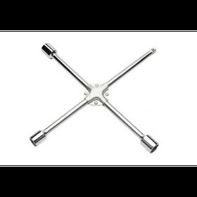 Ключ баллонный крестовой 17,19,21mm & 1/2» усиленный TOPTUL AEAL1616