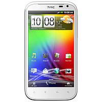 Бронированная защитная пленка для экрана HTC X315e Sensation XL Beats Audio